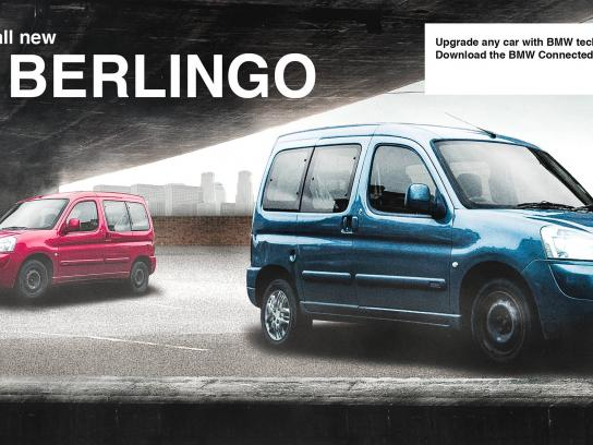 BMW Outdoor Ad - Berlingo