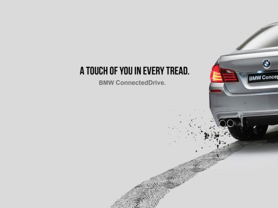 BMW Print Ad - DNA, 2