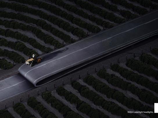 BMW Print Ad - Farmer