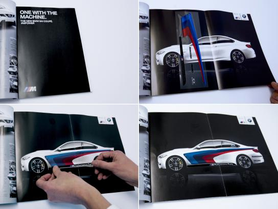BMW Print Ad -  Performance