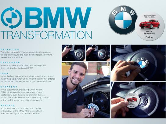 BMW Direct Ad -  BMW Transformation
