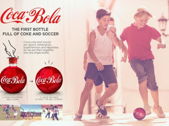 Coca-Cola Direct Ad -  Coca-Bola