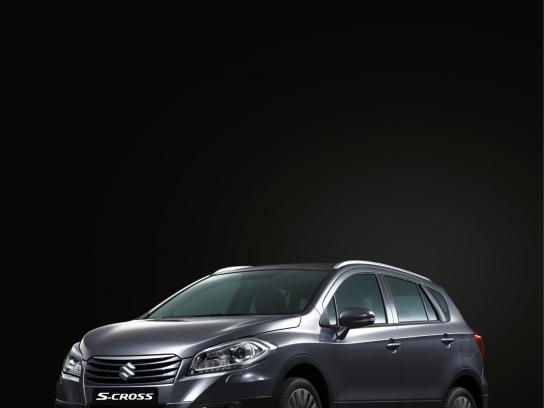 Suzuki Print Ad -  Bond