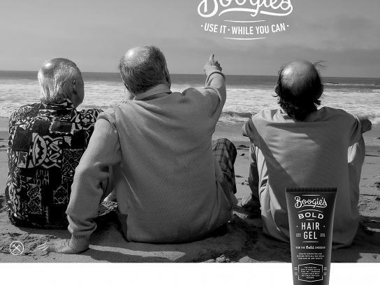 Dollar Shave Club Digital Ad - Old dudes, 1