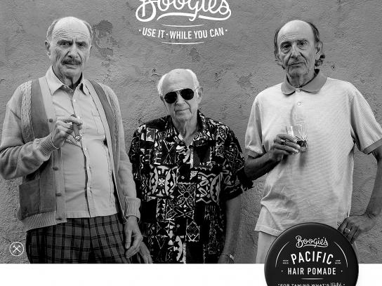 Dollar Shave Club Digital Ad - Old dudes, 3