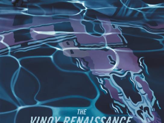 Booking.com Print Ad -  Vinoy Renaissance