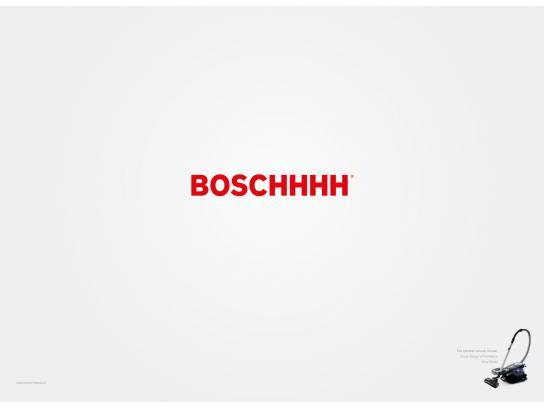 Bosch Print Ad -  Boschhhh