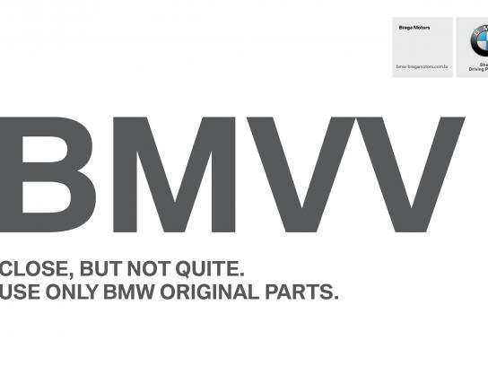 BMW Print Ad -  Not close enough