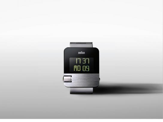 Braun Print Ad -  Back to the future, 2