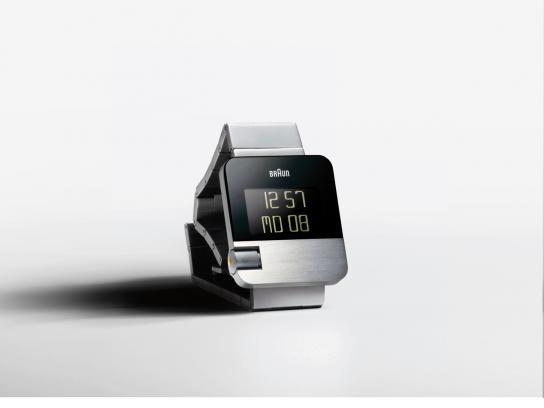 Braun Print Ad -  Back to the future, 3