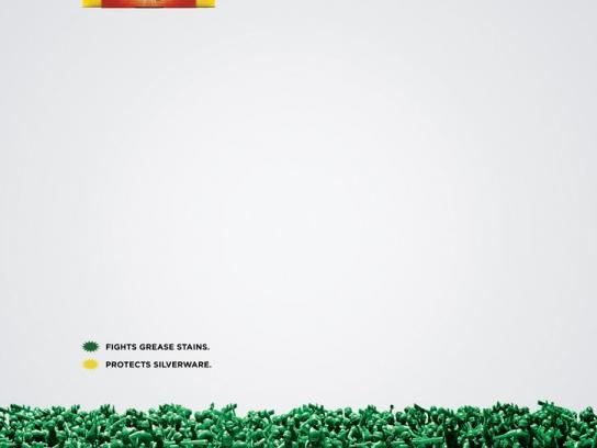 Brax Print Ad -  Soldier Bear