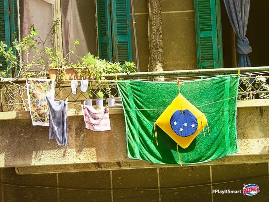 Bonux Print Ad -  Brazil
