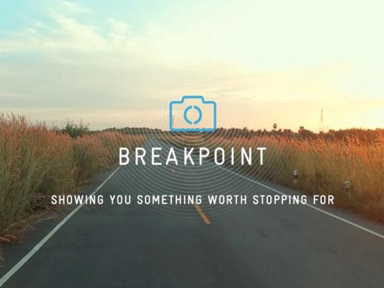 Transport Accident Commission Outdoor Ad - Breakpoint