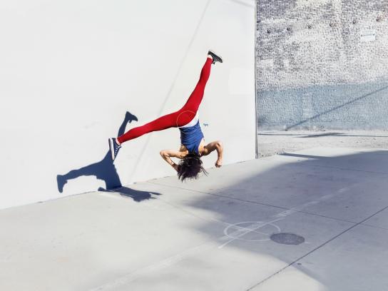 Pepsi Print Ad - Breakdance