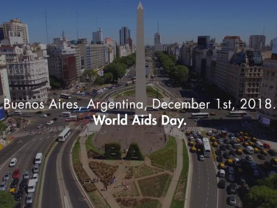 Fundación Huésped Film Ad - #HIVontheagenda