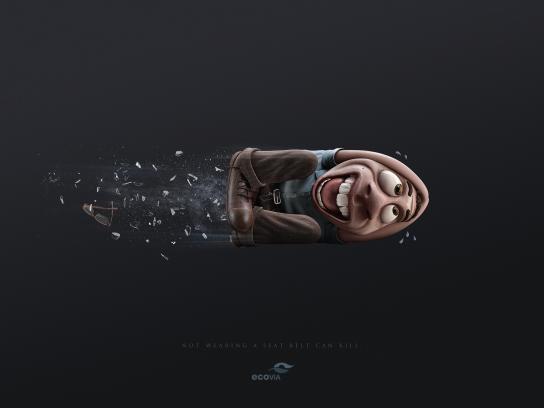 Ecovia Print Ad -  Bullet, 1