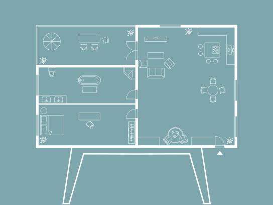 Bonami Print Ad - Cabinet