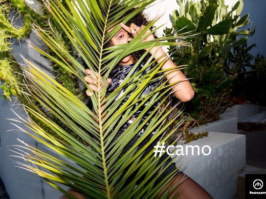 House Print Ad - #camo