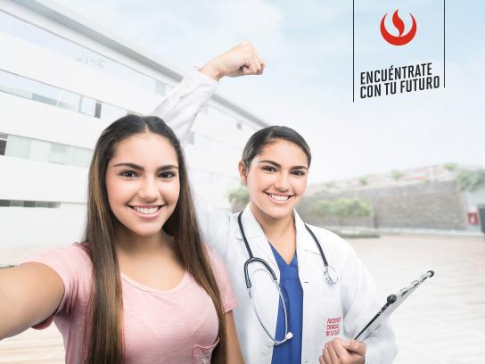 Universidad Peruana de Ciencias Aplicadas Outdoor Ad - Selfie, 3