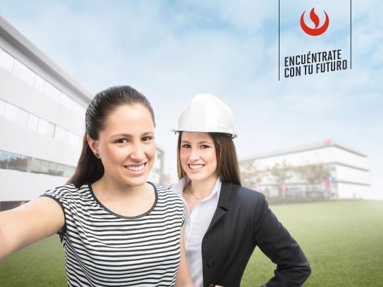 Universidad Peruana de Ciencias Aplicadas Outdoor Ad - Selfie, 4