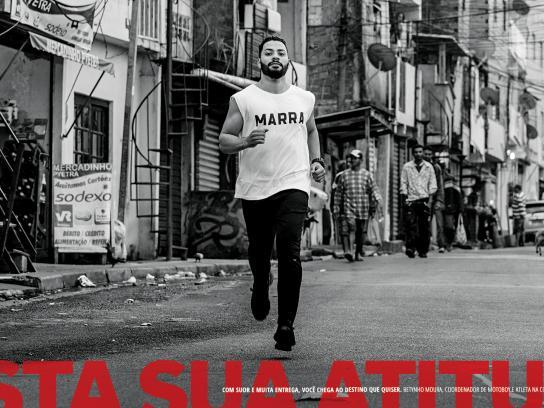 Mete a Marra Print Ad - Wear Your Attitude, 4