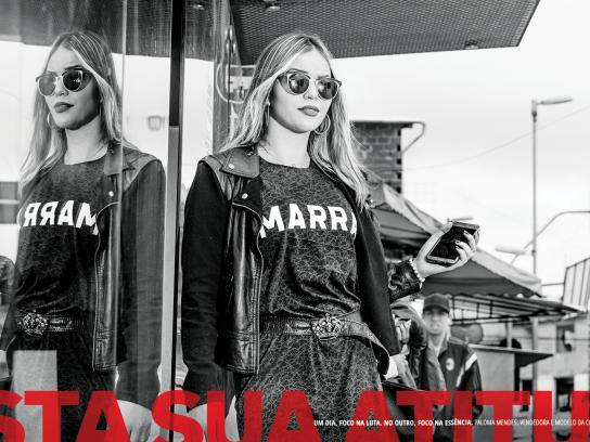 Mete a Marra Print Ad - Wear Your Attitude, 6