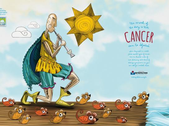 Hospital Metropolitano Print Ad -  Defeat, 1