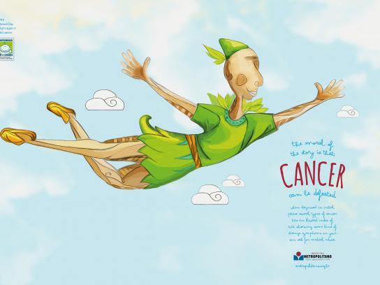 Hospital Metropolitano Print Ad -  Defeat, 2
