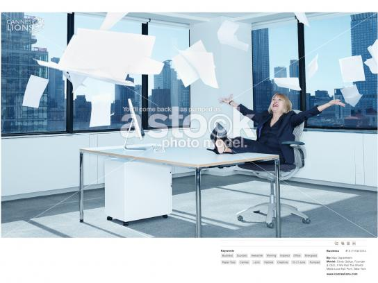 Cannes Lions Print Ad -  Pumped, 5