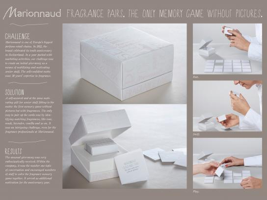 Marionnaud Direct Ad -  Fragrance Pairs