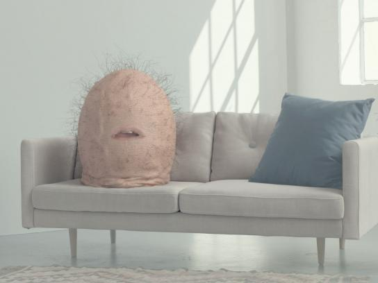 Cancer Association of South Africa Digital Ad -  Balls