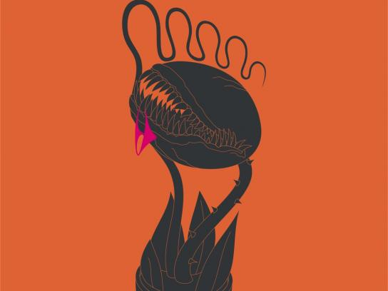 Mexsana Print Ad - Carnivorous Plant