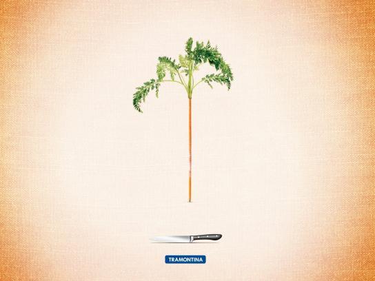 Tramontina Print Ad -  Carrot