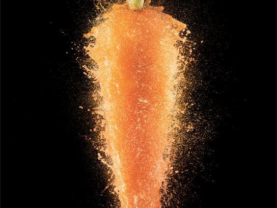 Tefal Print Ad -  Carrot