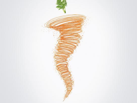 Khaitan Print Ad -  Carrot
