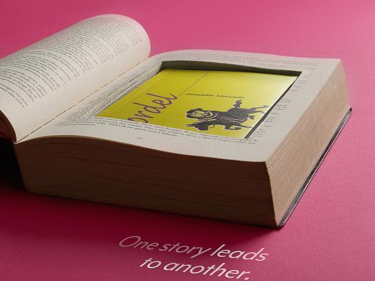 Ponteio Book Club Print Ad -  Stories, 2