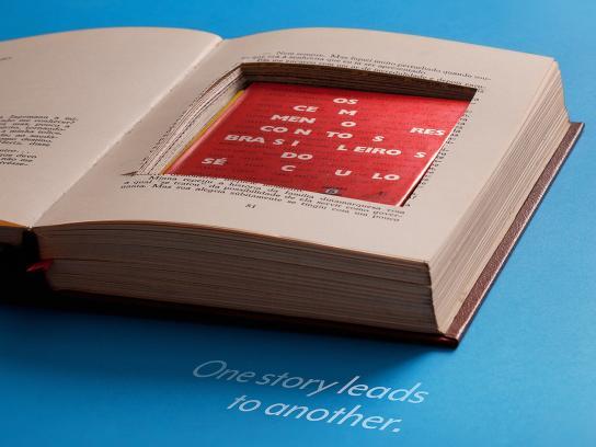 Ponteio Book Club Print Ad -  Stories, 3