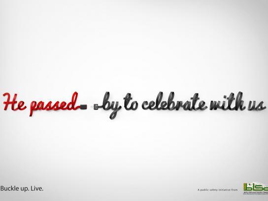 Okaz Print Ad -  Celebrate