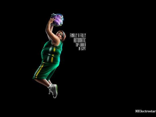 Electrostar Print Ad -  Celtics