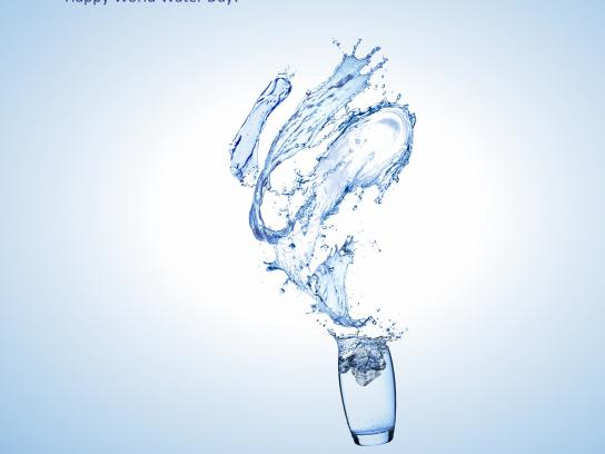 Centrespread Digital Ad - Water Day