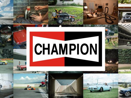 Champion Auto Parts Film Ad - There's a Champion in Here