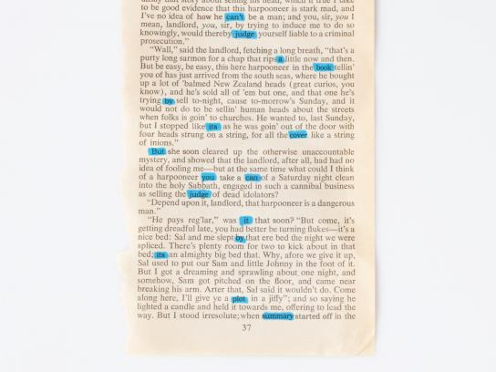 SparkNotes Print Ad -  Get the gist, 2