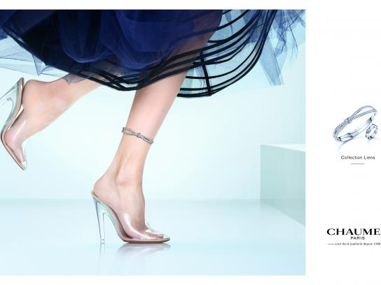Chaumet Print Ad - Collection Liens
