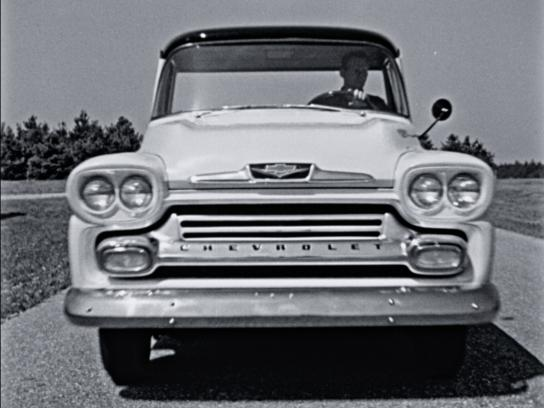 Chevrolet Film Ad - Silverado Then and Now