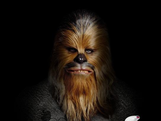 Phillips Print Ad - Chewbacca