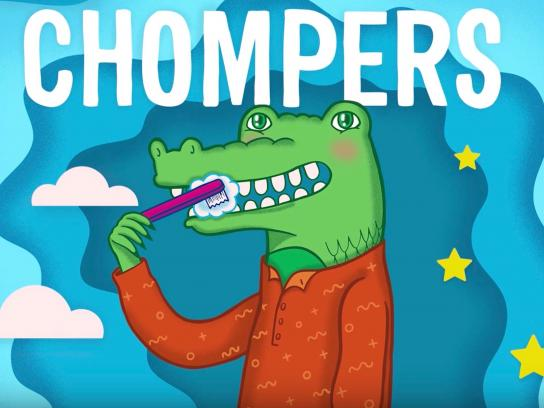 Crest Audio Ad - Chompers