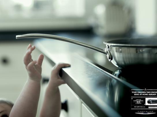 Chrysler Print Ad -  Risks, 1