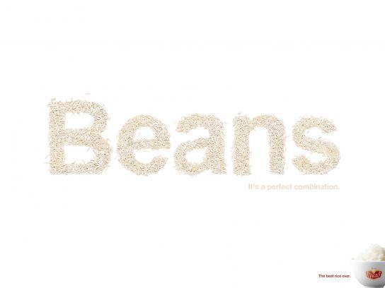 Ciagro Print Ad -  Beans