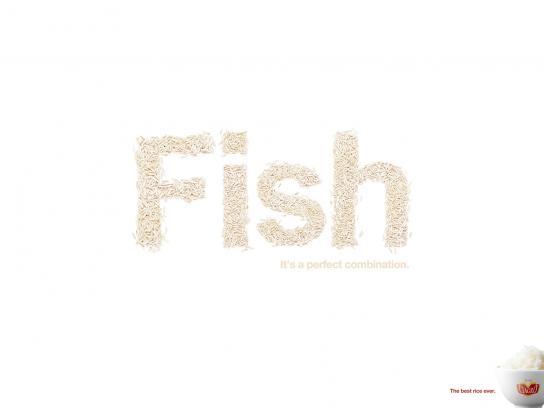Ciagro Print Ad -  Fish