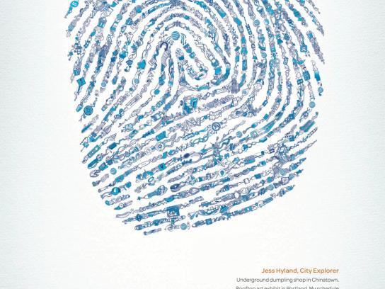 AT&T Print Ad -  City Explorer